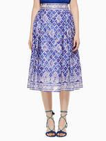 Kate Spade Trellis hollyn skirt
