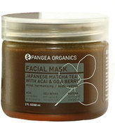 Pangea Organics Facial Mask -Japanese Matcha Tea with Acai & Goji Berry