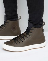 Converse Winterised Chuck Taylor All Star II In Brown 153573C