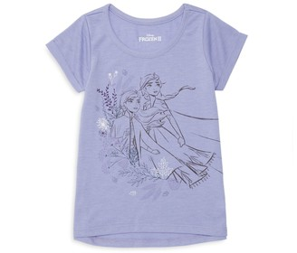 Disney Little Girl's Graphic Frozen 2 Tee