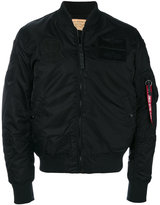 Alpha Industries Air Crew bomber jacket