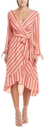 Laundry by Shelli Segal Midi Dress