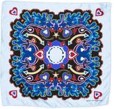 Mary Katrantzou Printed Silk Scarf
