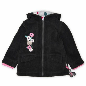 Sigikid Girl's Fleecejacke Mit Kapuze Jacket