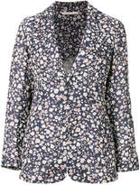 Aleksandr Manamis floral print tailored blazer