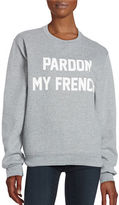 Private Party Pardon My French Sweatshirt