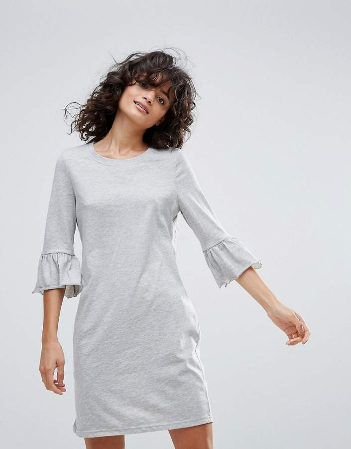 Vero Moda Peplum Sleeve Dress