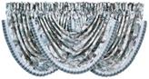 "J Queen New York Atrium 41"" x 84"" Waterfall Swag Window Valance"