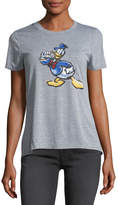 David Lerner Donald Duck Short-Sleeve Graphic Tee