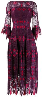Talbot Runhof Rotterdam dress