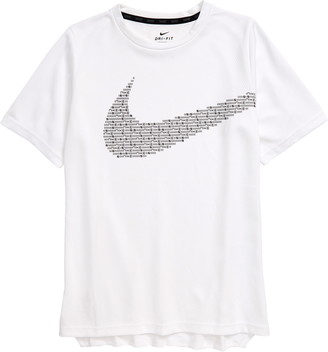Nike Dry Statement Performance Shirt