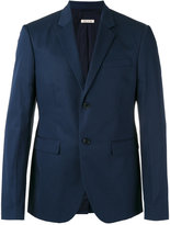 Marni single-breasted blazer - men - Cotton - 48