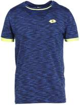 Lotto Space Sports Shirt Pacific Blue