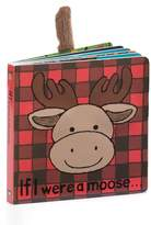 Jellycat Infant If I Were A Moose Board Book