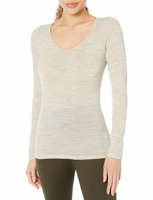 Icebreaker Merino Women's Siren Long Sleeve Sweetheart Top Small