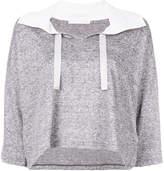 Fabiana Filippi flap collar shirt