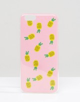 Signature Pineapple Print Iphone 6 Case