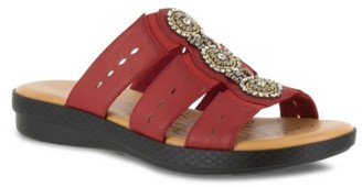 Easy Street Shoes Nori Sandal