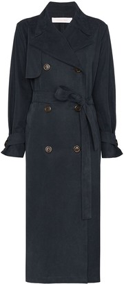 See by Chloe Midi Trench Coat