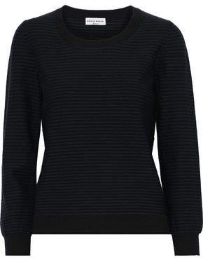 Sonia Rykiel Striped Intarsia-knit Sweater