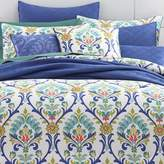 Five Queens Court Palmetto Caribbean Comforter Set