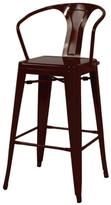 Apt2B Oxford Metal Bar Chair- Set of 4 BLACK