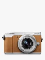 Panasonic Lumix DMC-GX80 Compact System Camera with 12-32mm Interchangable Lens, 4K Ultra HD, 16MP, 4x Digital Zoom, Wi-Fi, 3 LCD Touchscreen Free-Angle Monitor,Tan
