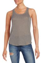 ATM Anthony Thomas Melillo Thick Thin Ribbed Tank