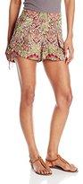 Raga Women's Desert Flower Shorts