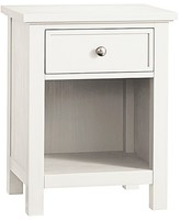 Pottery Barn Kids Elliott Nightstand, Simply White