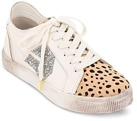 Dolce Vita Women's Zeph Mixed-Media Platform Sneakers - 100% Exclusive