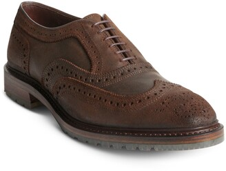 Allen Edmonds McTavish Lugged Wingtip