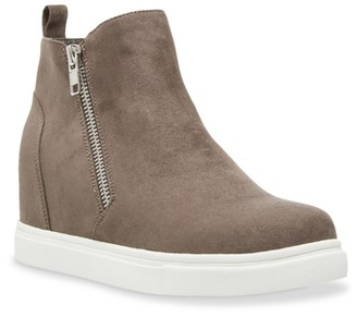 Madden-Girl Piperr Wedge High-Top Sneaker