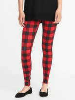 Old Navy Printed Ponte-Knit Stevie Pants for Women