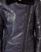 Asos Bonded PU Jacket