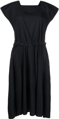 Toogood Draped Midi-Dress