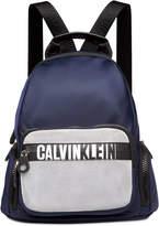 Calvin Klein Athleisure Small Nylon Backpack