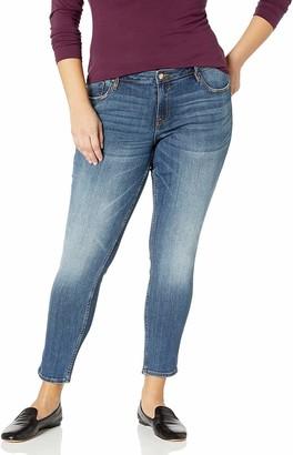 Vigoss Women's Jagger Plus-Size Classic Fit Skinny Jean