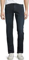 Hudson Slim Straight-Leg Denim Jeans, Polaris
