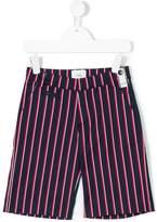 Fendi striped shorts