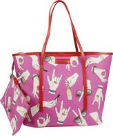 Tru Trussardi Medium Shopper Bag