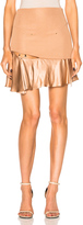 Esteban Cortazar Short Ring Skirt