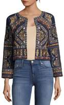 Raga Arwen Cotton Cropped Jacket