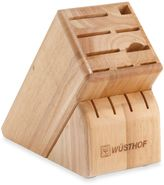 Wusthof 13-Slot Wood Knife Block