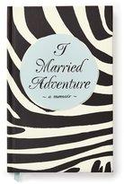 Kate Spade I Married Adventure Wedding Notebook