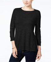 Karen Scott Luxsoft Roll-Neck Sweater, Only at Macy's