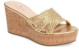 Kate Spade Women's Tarvela Wedge Sandal