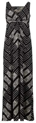 Dorothy Perkins Womens *Izabel London Aztec Print Maxi Dress