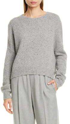 Vince Oversize Boxy Cashmere Crewneck Sweater