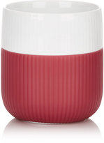 Royal Copenhagen Fluted Contrast Mug-BERRY, WHITE, PINK
